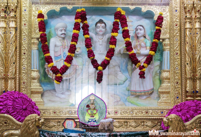 Shree Swaminarayan Temple Bhuj, India