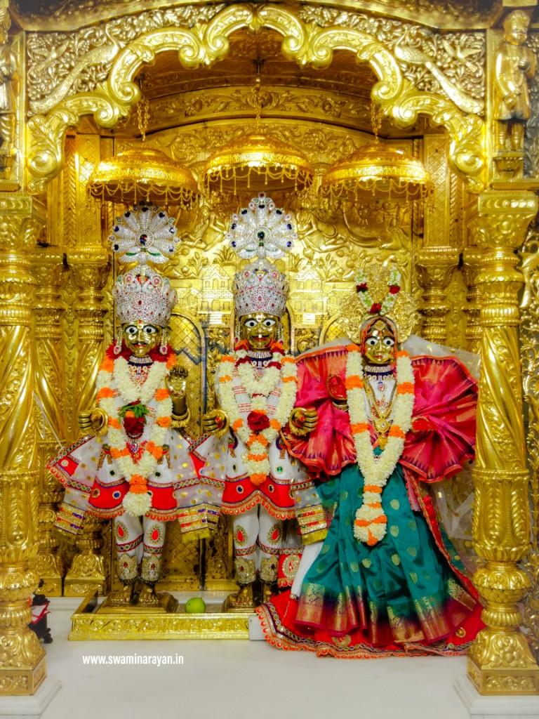 Shree Swaminarayan Temple Ahmedabad (Kalupur)